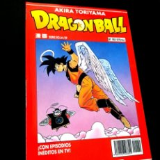 Cómics: EXCELENTE ESTADO DRAGON BALL 182 SERIE ROJA 29 COMICS MANGA PLANETA AKIRA TORIYAMA. Lote 235924285