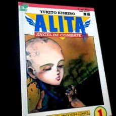 Cómics: MUY BUEN ESTADO ALITA 1 ANGEL DE COMBATE SERIE ROSA COMICS PLANETA VIZ COMICS. Lote 236102140