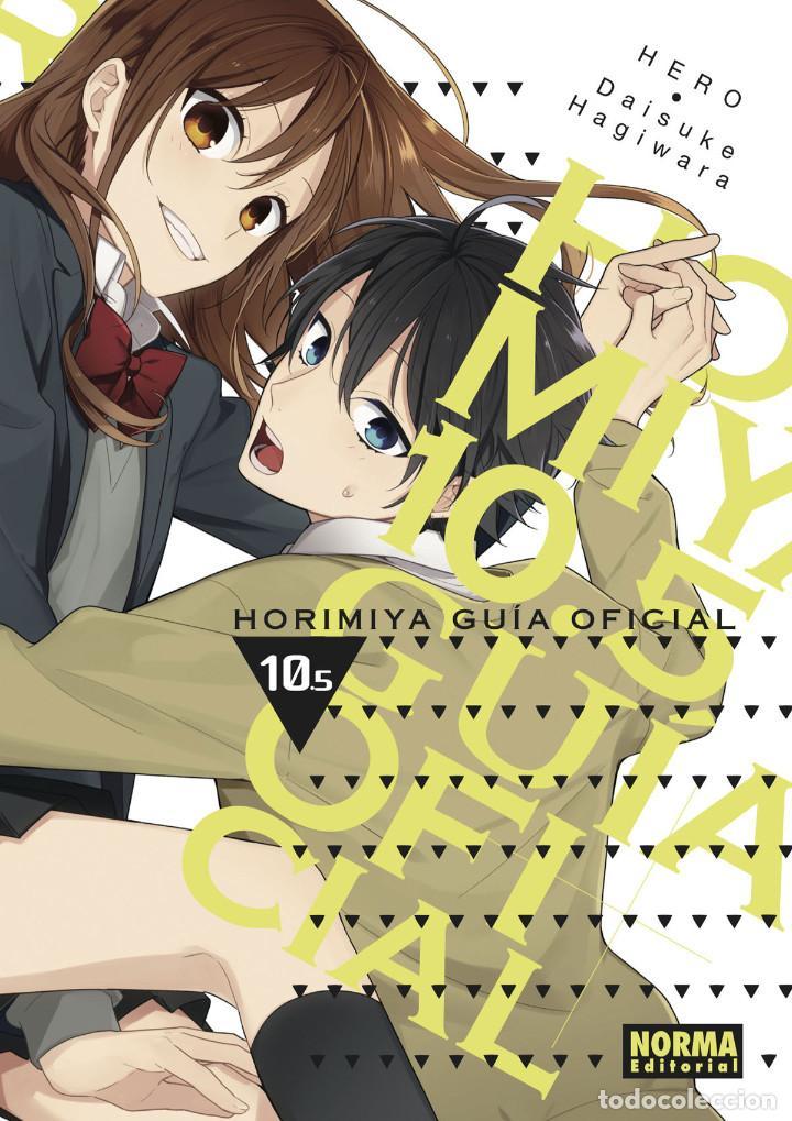 CÓMICS. MANGA. HORIMIYA 10,5 - HERO / DAISUKE HAGIWARA (Tebeos y Comics - Manga)