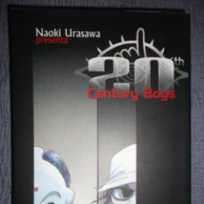 Cómics: 20TH CENTURY BOYS Nº 22 (DE 22), NAOKI URASAWA. Lote 236811420