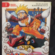Comics: NARUTO DE MASASHI KISHIMOTO N.1 ED GLENAT ( 2002/2012 ). Lote 237521025