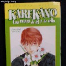 Cómics: KAREKANO 10 - GLENAT. Lote 237645920