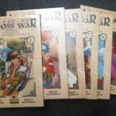 Cómics: RECORD OF LODOSS WAR. DEL 1 AL 12. Lote 238479475