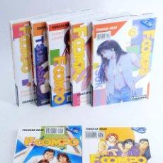 Cómics: F. COMPO FAMILY COMPO 1 2 6 7 8 9 10. LOTE DE 7 (TSUKASA HOJO) MANGALINE, 2005. OFRT ANTES 26,25E. Lote 288143063