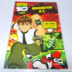 Cómics: BEN 10 WASHINGTON A.C.. Lote 239365260