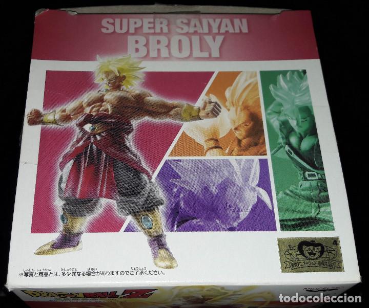 Cómics: FIGURA DRAGON BALL Z SUPER SAIYAN BROLY BANPRESTO ORIGINAL - Foto 5 - 239790695