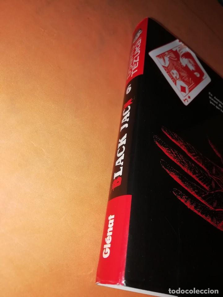 Cómics: BLACK JACK. Nº 6. OSAMU TEZUKA. EDICIONES GLENAT. 2007. - Foto 2 - 240582785