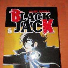 Cómics: BLACK JACK. Nº 6. OSAMU TEZUKA. EDICIONES GLENAT. 2007.. Lote 240582785