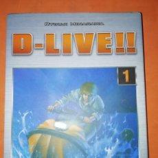 Cómics: D-LIVE. Nº1. PLANETA DE AGOSTINI. MANGA. 2008. Lote 240697765