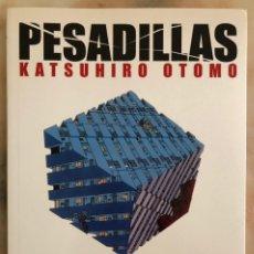 Comics: PESADILLAS KATSUHIRO OTOMO NORMA EDITORIAL. Lote 241555150