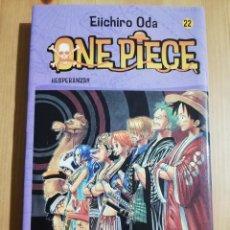 Comics : ONE PIECE VOL. 22 ¡ESPERANZA! (EIICHIRO ODA). Lote 242012195