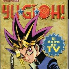 Cómics: YU-GI-OH! Nº 5. Lote 243069115