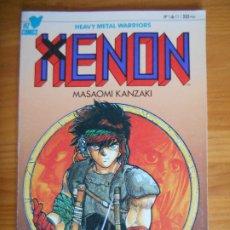Cómics: XENON Nº 1 DE 11 - HEAVY METAL WARRIORS - MASAOMI KANZAKI - VIZ COMICS - PLANETA (F2). Lote 243889325