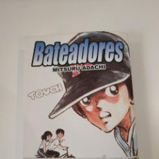 Cómics: BATEADORES TOUCH Nº 1 / MITSURU ADACHI / OTAKULAND. Lote 245074390