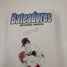 Cómics: BATEADORES TOUCH Nº 3 / MITSURU ADACHI / OTAKULAND. Lote 245075380