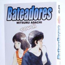 Cómics: BATEADORES - TOUCH 5 (MITSURU ADACHI) OTAKULAND, 2003. OFRT ANTES 12E. Lote 245156720