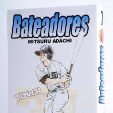 Cómics: BATEADORES - TOUCH 7 (MITSURU ADACHI) OTAKULAND, 2003. OFRT ANTES 12E. Lote 245156730