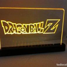 Cómics: CARTEL LUMINOSO DRAGON BALL Z GT LED LAMP FIGURE POSTER LAMPARA PSX BOLA DE PSX. Lote 246100070