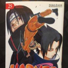 Comics : NARUTO DE MASASHI KISHIMOTO N.25 ED GLENAT ( 2002/2012 ). Lote 263048470