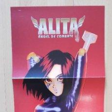 Cómics: POSTER ALITA ANGEL DE COMBATE 60X26 CM. Lote 248089315