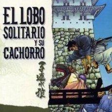 Comics: EL LOBO SOLITARIO Y SU CACHORRO PLANETA DEAGOSTINI Nº 2. Lote 248964405