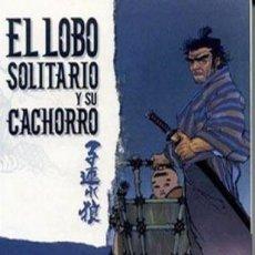 Comics: EL LOBO SOLITARIO Y SU CACHORRO PLANETA DEAGOSTINI Nº 3. Lote 248964490