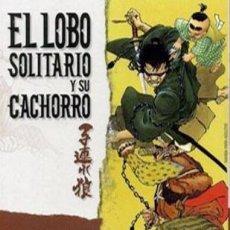 Comics: EL LOBO SOLITARIO Y SU CACHORRO PLANETA DEAGOSTINI Nº 4. Lote 248964565