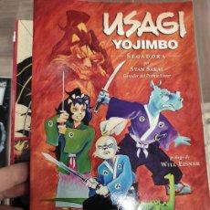 Comics: USAGI YOJIMBO SEGADORA STAN SAKAI - PLANETA -. Lote 251311625