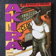 Comics : AKIRA Nº 29 EN POS DE LA VENGANZA - 1ª EDICIÓN - DRAGON / GLENAT / EDICIONES B - 1991 - ¡NUEVO!. Lote 252990440