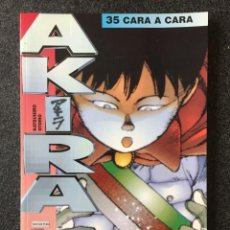 Comics : AKIRA Nº 35 CARA A CARA - 1ª EDICIÓN - DRAGON / GLENAT / EDICIONES B - 1995 - ¡NUEVO!. Lote 252996125