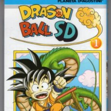 Cómics: DRAGON BALL SD Nº 1 (AKIRA TORIYAMA / NAHO OHISHI) PLANETA - ESTADO EXCELENTE. Lote 254348765