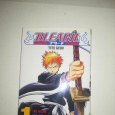Cómics: BLEACH #1 (GLENAT). Lote 255979715