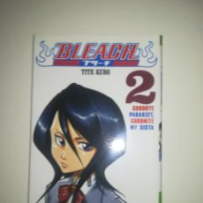 Cómics: BLEACH #2 (GLENAT). Lote 255979720