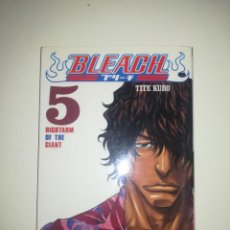 Cómics: BLEACH #5 (GLENAT). Lote 255979740