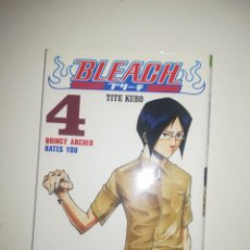 Cómics: BLEACH #4 (GLENAT). Lote 255979745