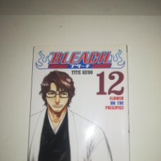 Cómics: BLEACH #12 (GLENAT). Lote 255979755