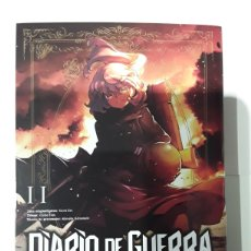Cómics: DIARIO DE GUERRA 11. SAGA OF TANYA THE EVIL - ECC CÓMICS / MANGA. Lote 256135500