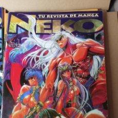Cómics: NEKO - TU REVISTA DE MANGA - N 41. Lote 257357815