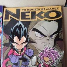Cómics: NEKO - TU REVISTA DE MANGA - N 34. Lote 257357910