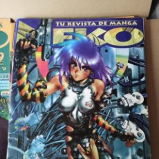 Cómics: NEKO - TU REVISTA DE MANGA - N 33. Lote 257357915