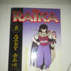 Fumetti: RAIKA #6 (GLENAT). Lote 259021110