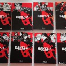 Cómics: GANTZ 1-16 DE GLÉNAT. ENVÍO GRATIS!!!. Lote 261697825