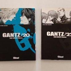 Cómics: GANTZ 19, 20, 22, 25 DE GLÉNAT. ENVÍO GRATIS!!!. Lote 261698320