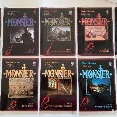 Cómics: MONSTER 1-36 DE PLANETA 1ª EDICIÓN. ENVÍO GRATIS!!!. Lote 261708905