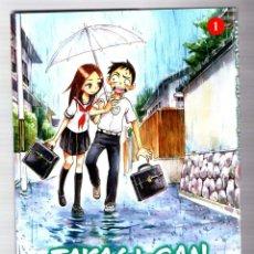 Cómics: TAKAGI-SAN EXPERTA EN BROMAS PESADAS 1 - IVREA / MANGA. Lote 261825420