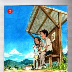 Cómics: TAKAGI-SAN EXPERTA EN BROMAS PESADAS 2 - IVREA / MANGA. Lote 261825525