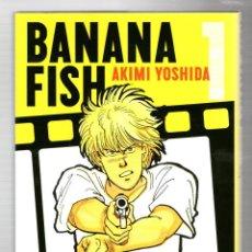 Cómics: BANANA FISH 1 - PANINI / MANGA. Lote 261826940