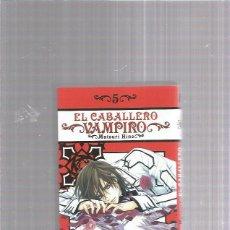 Fumetti: CABALLERO VAMPIRO 5. Lote 261911180