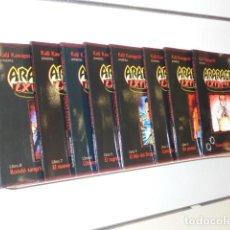 Cómics: ARARAGI EXPRESS COMPLETA 8 NUMEROS KAIJI KAWAGUCHI - PLANETA OFERTA. Lote 262612010