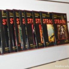 Cómics: STRAIN COMPLETA 9 NUMEROS BURONSON & RYOICHI IKEGAMI - PLANETA OFERTA. Lote 262612855